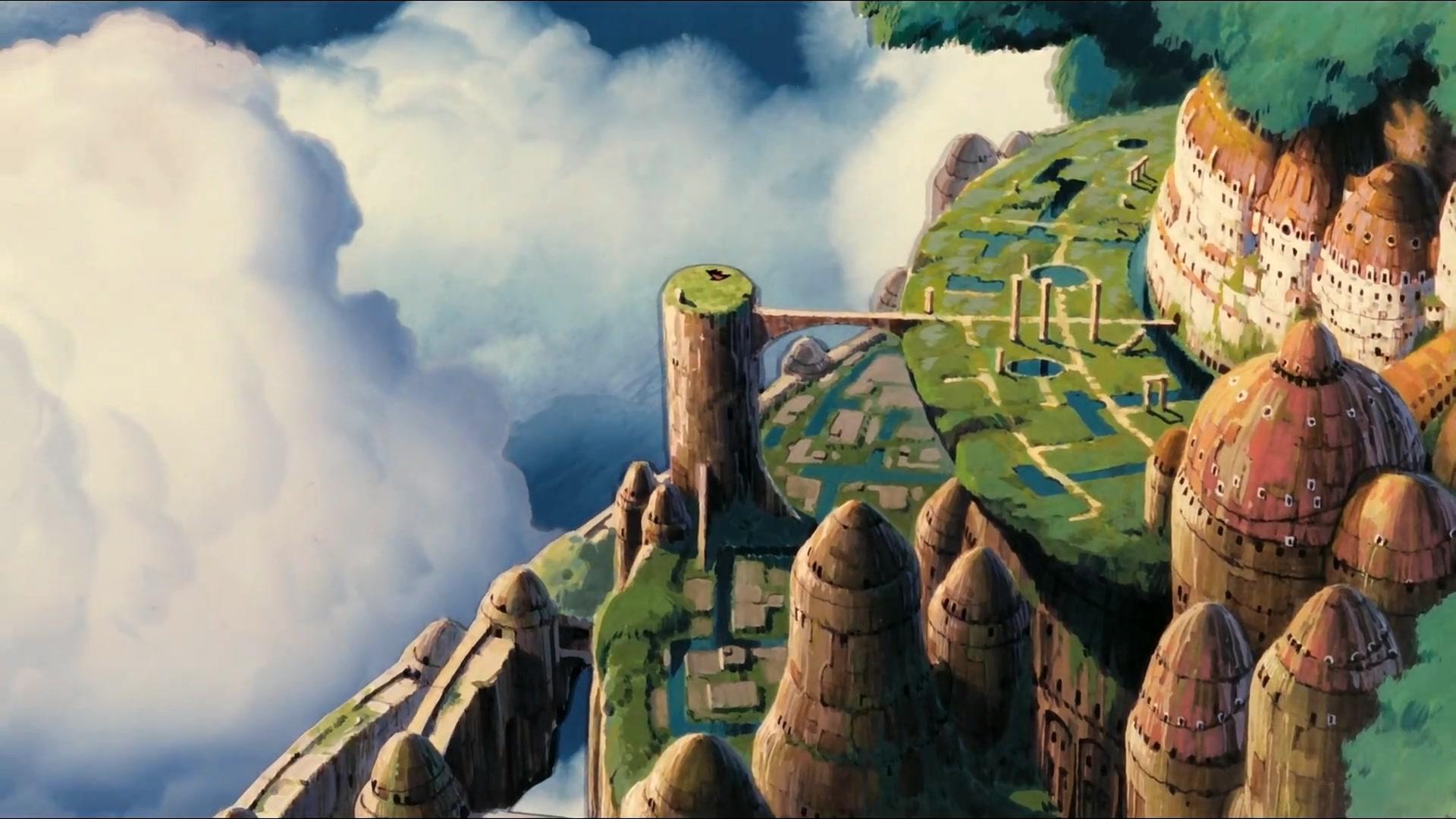 天空之城 天空之城数字简谱 天空之城陶笛谱12孔 千与千寻